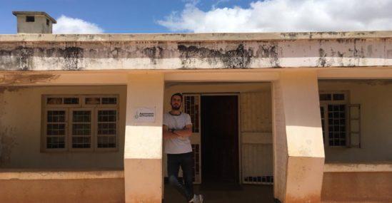 Ignacio Gonzálves - Agrónomos Sin Fronteras